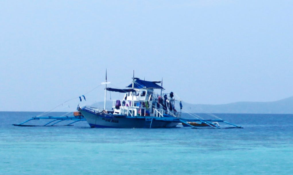 Charter a Traditional Boat and Cruise in El Nido, Philippines