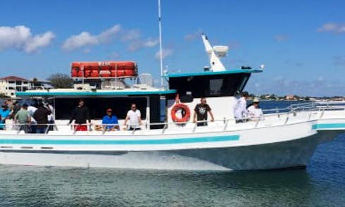 Exciting Fishing Trips For The Whole Family In Saint Pete Beach, Florida