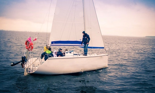 Twister 780 Sailing Monohull Charter In Lubczyna