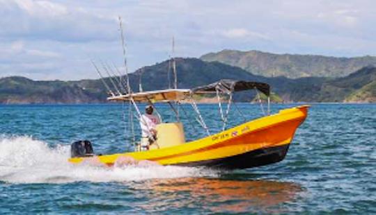 Enjoy Fishing In Potrero, Costa Rica On Center Console