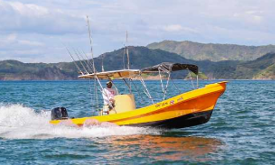 Enjoy Fishing In Potrero, Costa Rica On Center Console
