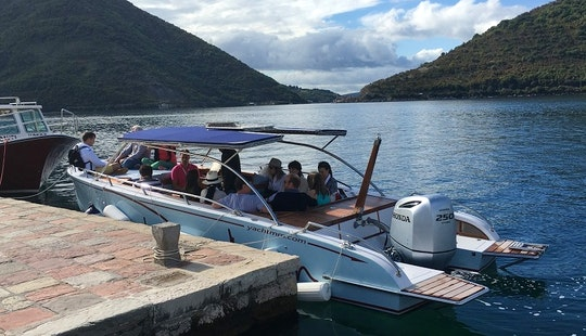 3 Hours Blue Cave Boat Tour In Kotor, Montenegro