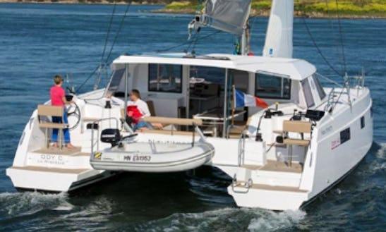 Cruising Catamaran Rental In Tambon Mai Khao, Thailand For Up To 8 People