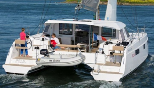Cruising Catamaran Rental In Tambon Mai Khao, Thailand For Up To 8 People