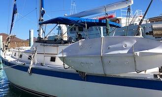 Cruising Monohull Sleep Aboard Rental in La Paz, Baja California Sur