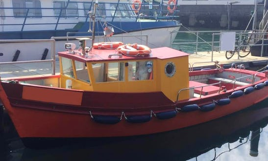 Private Boat Hire In Brixham, England
