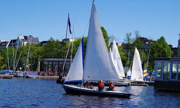 Daysailer Rental & Lessons in Hamburg, Germany