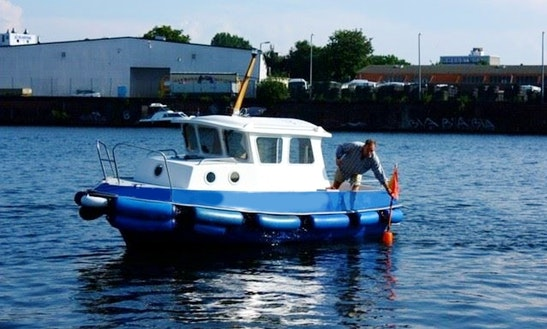 Trawler Rental & Lessons In Hamburg, Germany