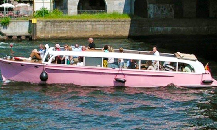 Boat Rental in Berlin, Germany