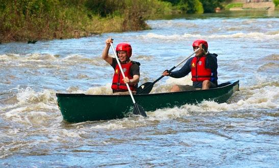 Canoe Rental & Courses In Wesenberg