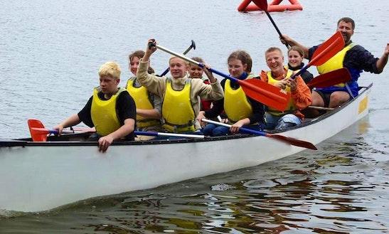 6-seater Canoe Rental In Mirow
