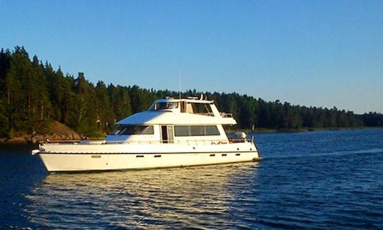 My Mirelle Yacht In Porvoo
