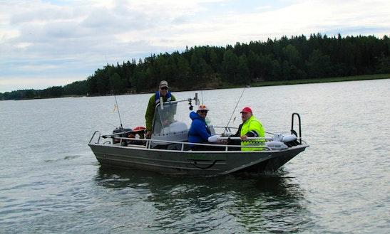 Fishing Charters In Porvoo