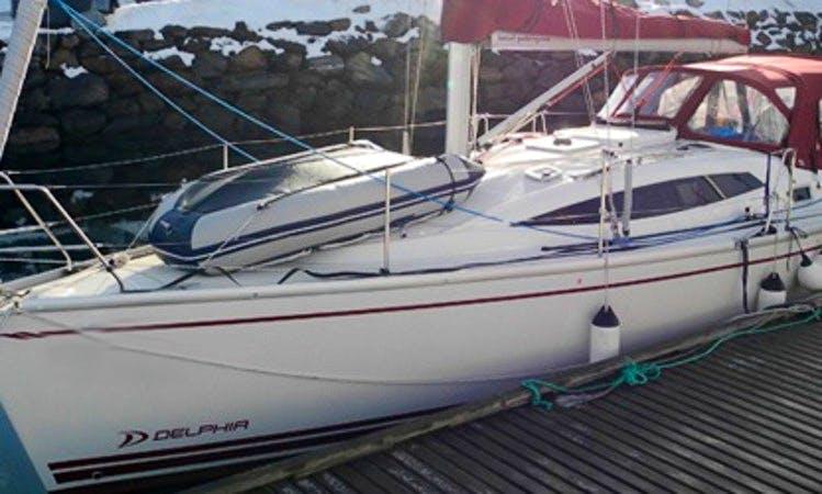Delphia 33 Cruising Monohull Charter for 4 People in Kvaløysletta, Norway
