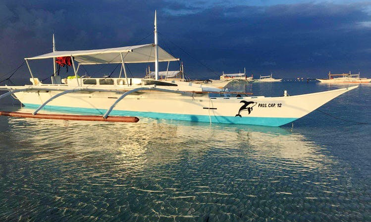 Island Hopping and Dolphin Watching in Bohol, Philippines