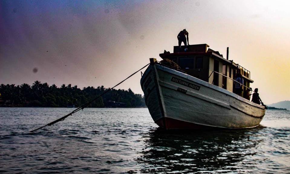 Charter a Passenger Boat in Chopdem, Goa