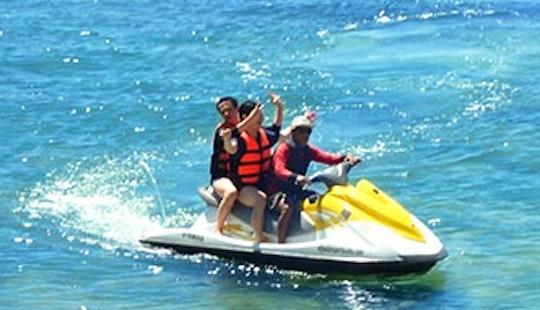 Exciting Jet Ski Rental In Lapu-lapu City, Philippines