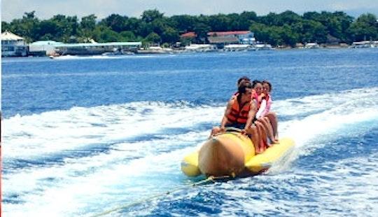 Enjoy Tubing In Lapu-lapu City, Philippines