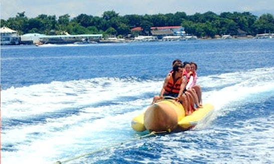 Enjoy Tubing In Lapu-lapu City, Philippines