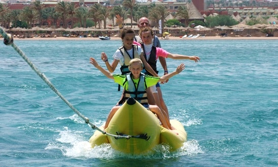 Enjoy Tubing In Alexandria Governorate, Egypt