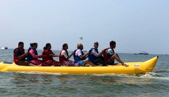 Go For A Banana Boat Ride In Malvan, India