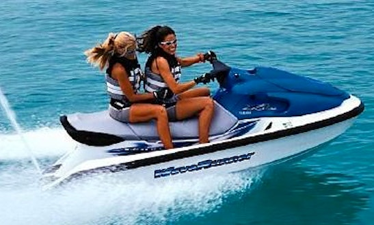 Rent A Jet Ski In Boracay, Philippines