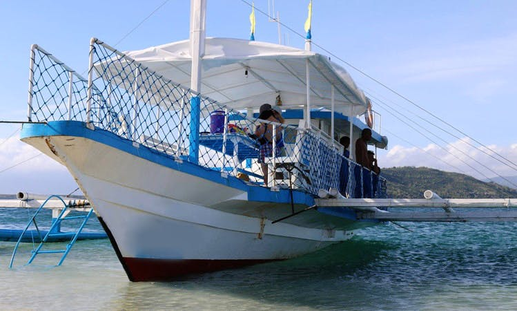 Private Tours For Small Groups on a Traditional Boat in Bais City