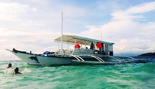 Swim, Snorkel And Cruise Like A Philippino!