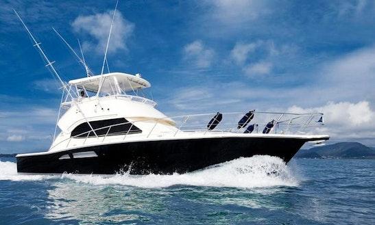 G2 Riviera 47 Fishing Yacht Charter In Tambon Mai Khao