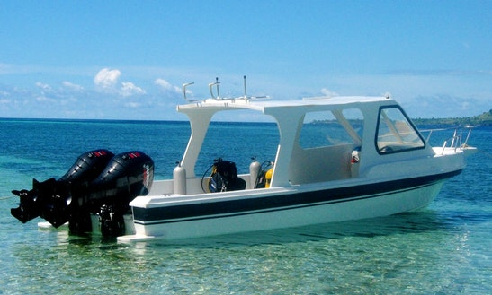Enjoy Diving Trips In Nusa Tenggara Timur, Indonesia