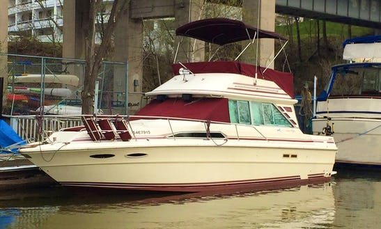 Sport Fisherman Fishing Charters For Up To 6 People In Mississauga, Canada