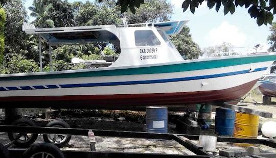 Charter A Fishing Boat In Kuala Rompin, Malaysia