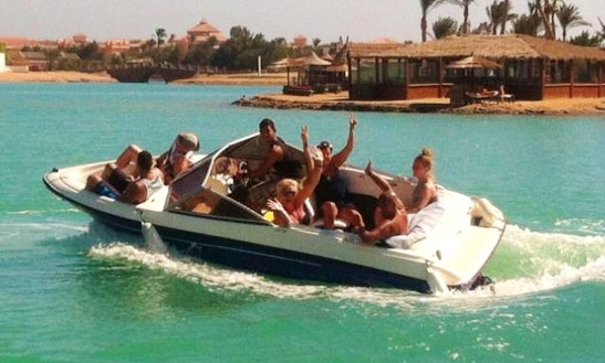 Rent An Amazing 7 Person Bowrider In Red Sea Governorate, Egypt