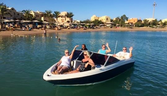 Rent Bowrider Boat Perfect For 5 Person In Red Sea Governorate, Egypt