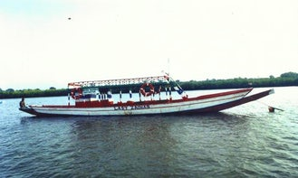 Charter a Passenger Boat in Lamin, Gambia