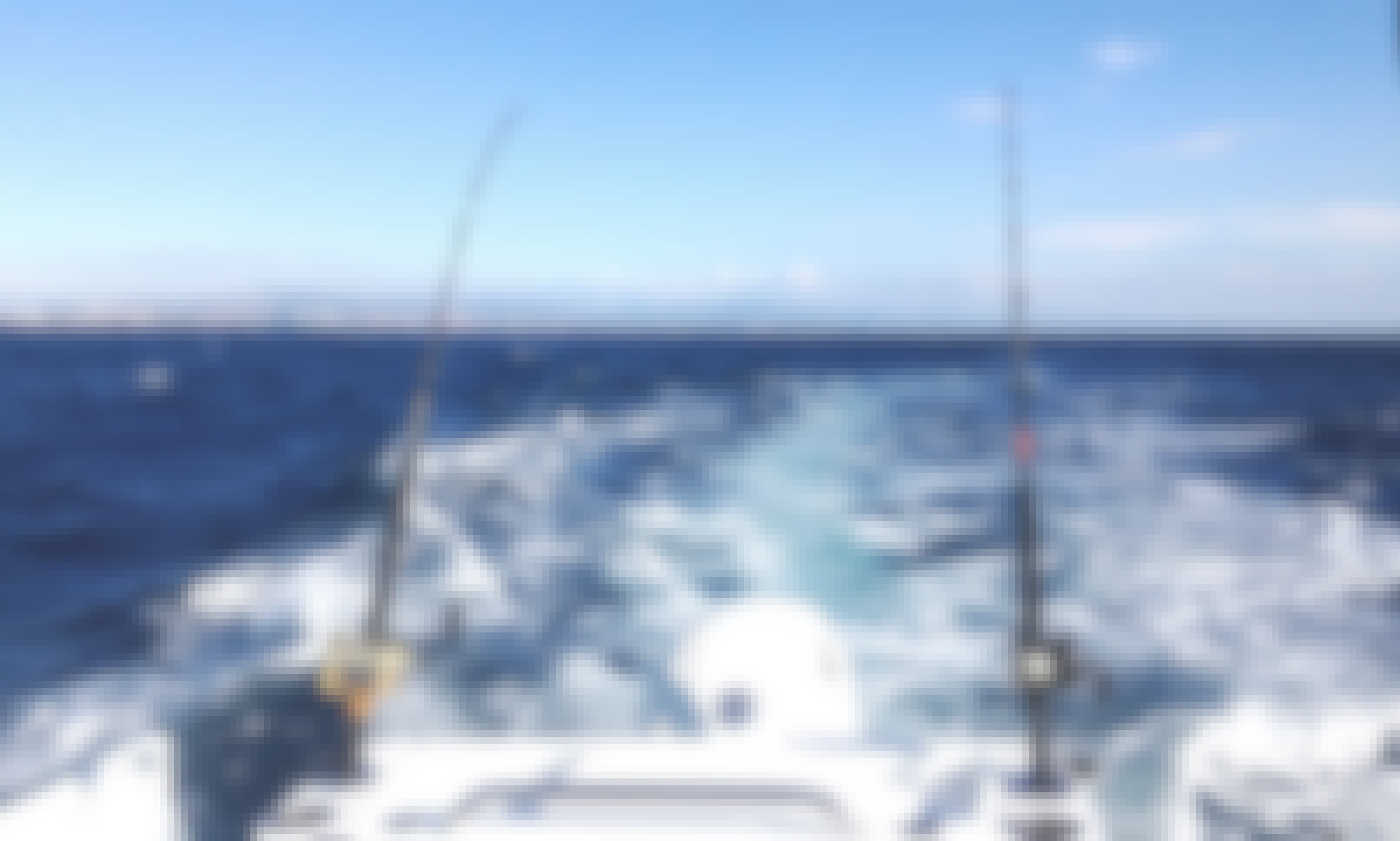 Fishing Experience with a new Barracuda 7 at Barcelona