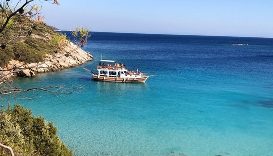 Daily Boat Trip To Orak Island Bodrum