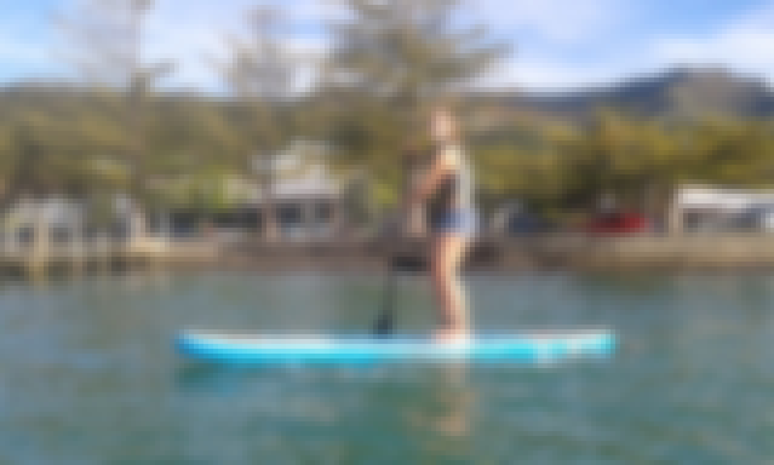 Stand Up Paddleboard Rental on Akaroa Bay, New Zealand