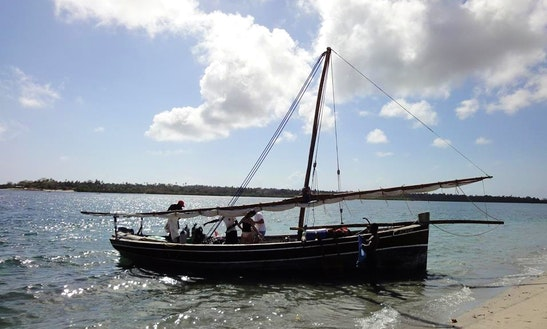 Dhow Boat River Trips In Arusha, Tanzania For 8 People!