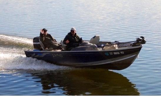 Fishing charters in minnesota for Fishing boat rental mn