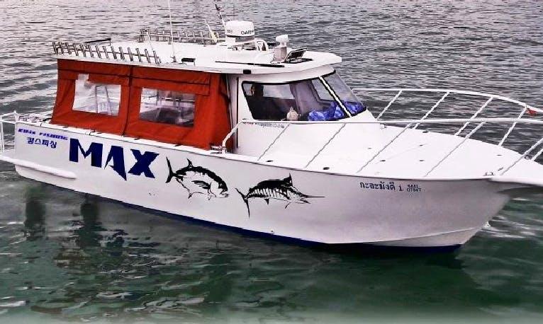 Enjoy 40' Max Cuddy Cabin in Phuket, Thailand