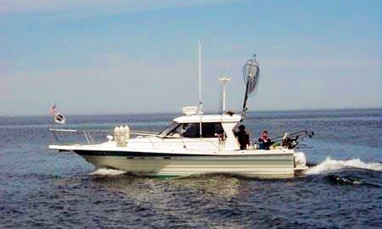 Fishing Charter Salmon River Pulaski