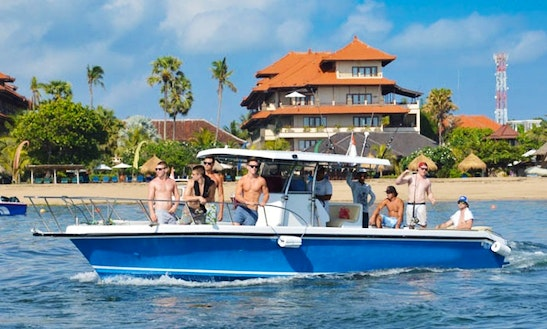 Fun Fishing Trip For 8 Person With Professional Guides In Bali, Indonesia