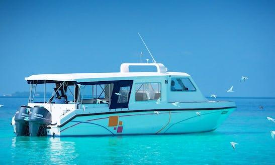 Boat Fun In Malé!