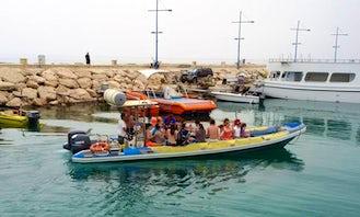Sport Fishing Adventures in Ayia Napa