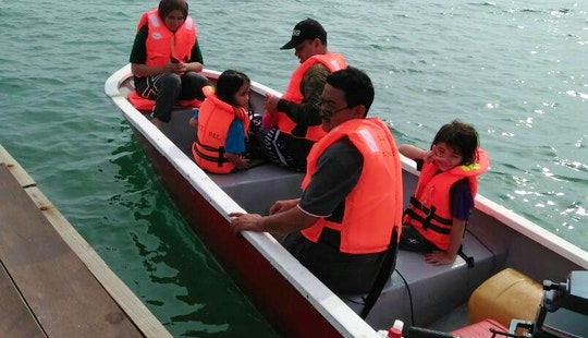 Fishing Tours For The Family In Langkawi