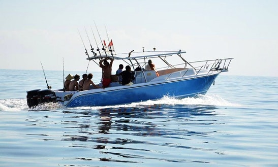 Sweet Stanly Suzuki(12 M Length) Boat  In Kuta Selatan