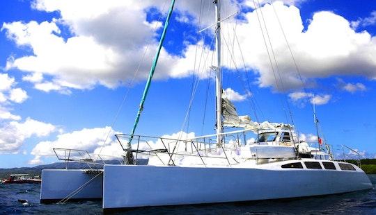 Cruising Catamaran Sailing Charters In Bali