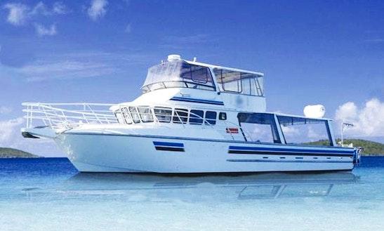 Charter Pelican Trawler In Geraldton, Australia