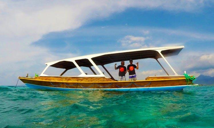 Enjoy Diving Trips in Pemenang, Indonesia